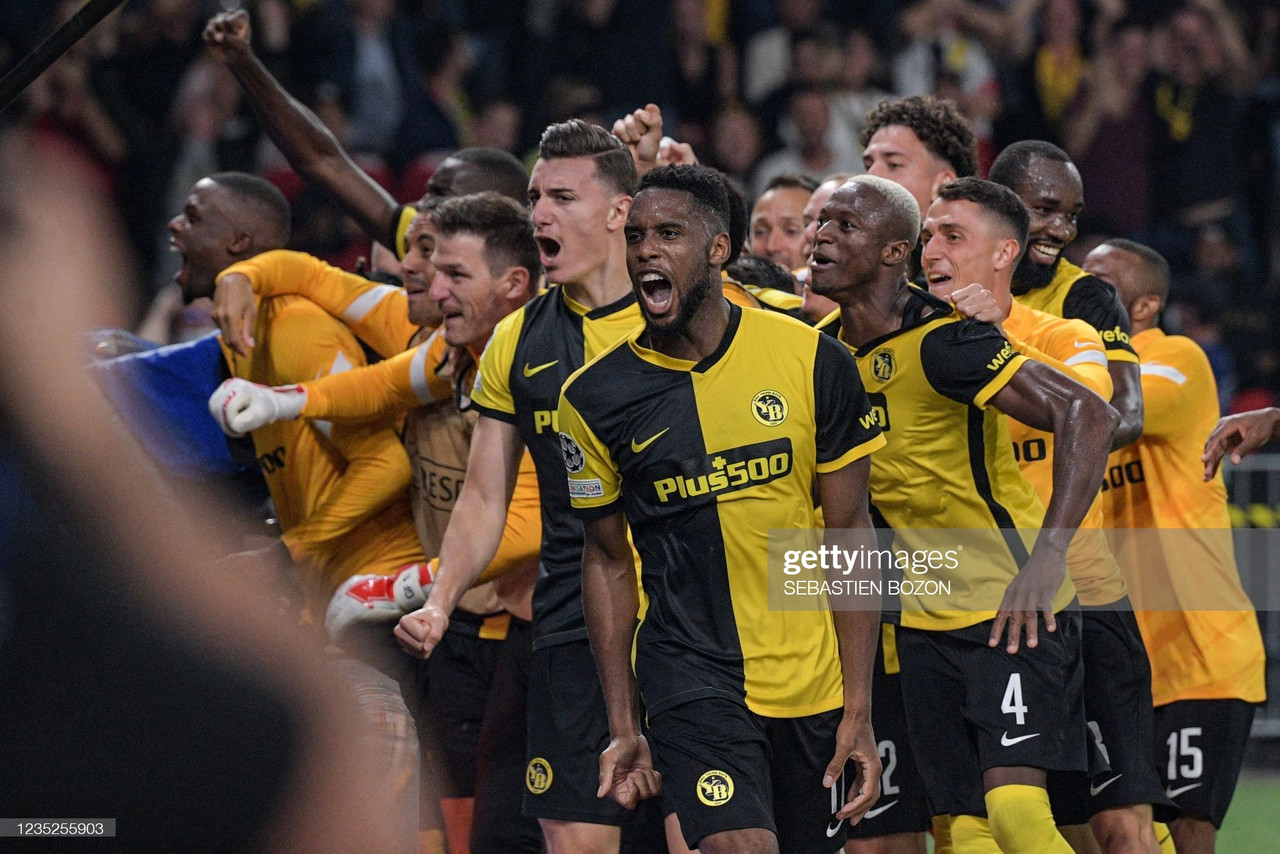 BSC Young Boys 2-1 Manchester United: United fail to hold on as Young Boys take full advantage of Wan-Bissaka dismissal