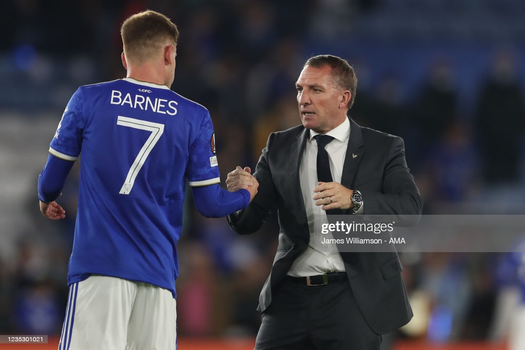 The key-quotes from Brendan Rodgers and Harvey Barnes' pre Warsaw press conference