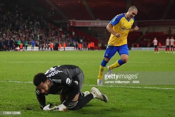 Sheffield United 2-2 Southampton (2-4 penalties): Saints blunt Blades after shoot-out success