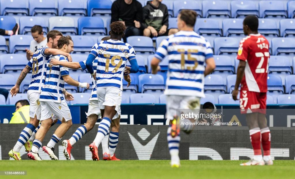 Reading 1-0 Middlesbrough: Halilovic goal settles dull affair