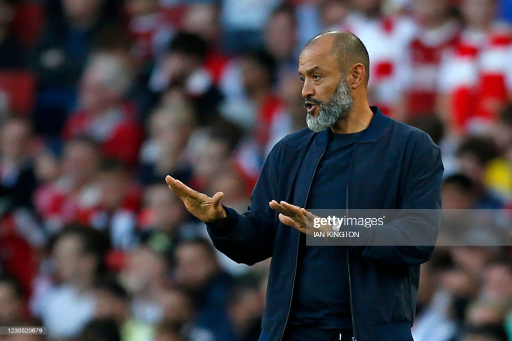 """Nuno Espírito Santo: """"A lot of things went wrong, starting with decisions that I made."""""""