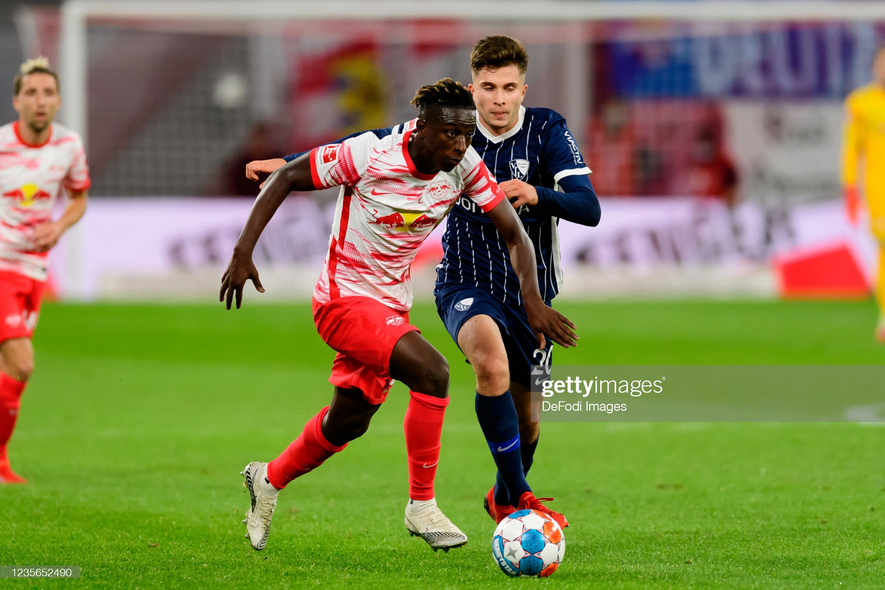 RB Leipzig 3-0 VFL Bochum: Substitues save Leipzig from a humiliating draw
