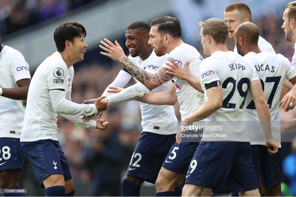 Tottenham Hotspur 2-1 Aston Villa; Spurs back to winning ways