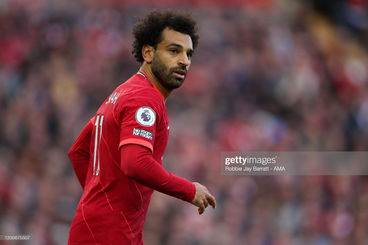 Salah shows Foden what's possible with mastery of art and skill