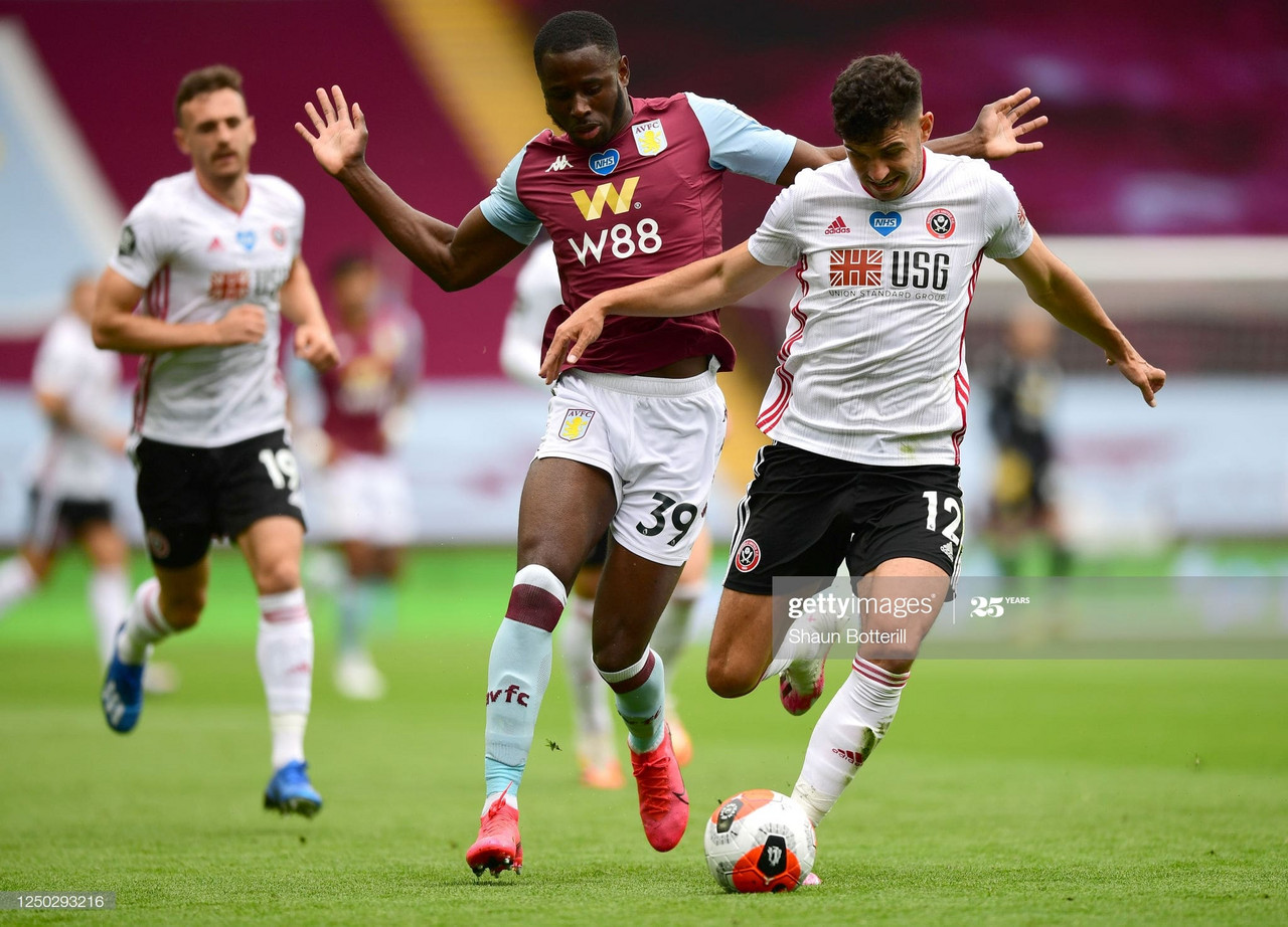 Aston Villa vs Sheffield United: The Warm Down - Technology fails as the points are shared