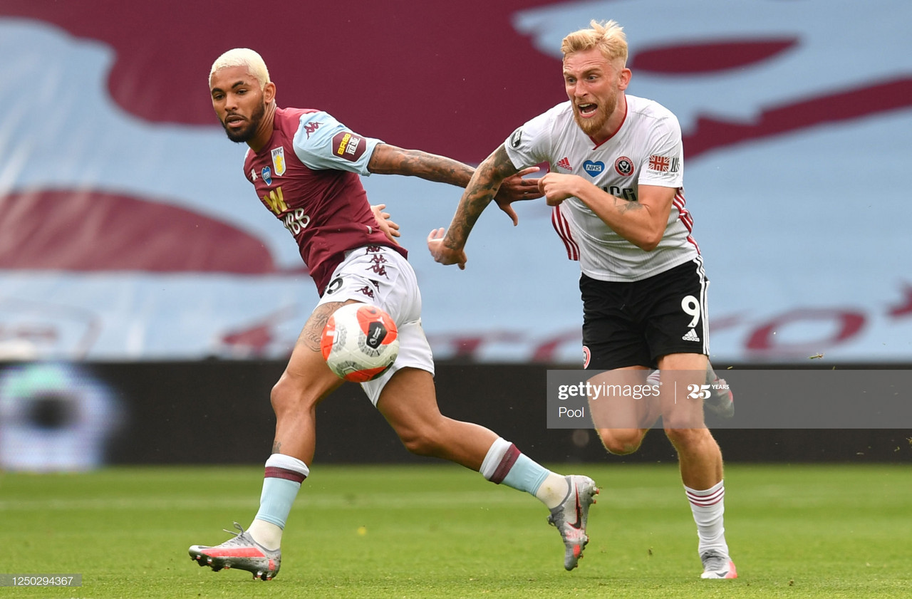 Douglas Luiz: Aston Villa's diamond in the rough