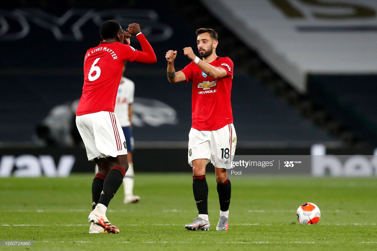 Manchester United's midfield conundrum