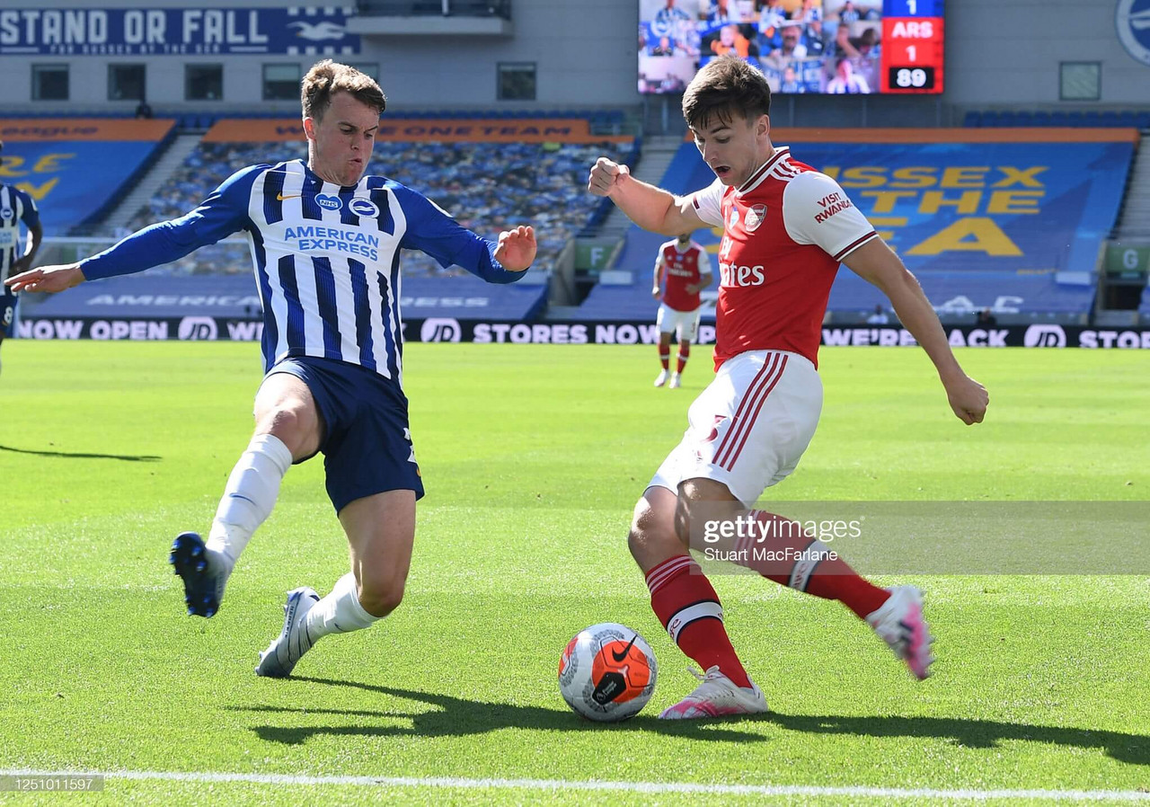 Brighton & Hove Albion vs Arsenal preview: How to watch, predicted line-ups, team news and ones to watch