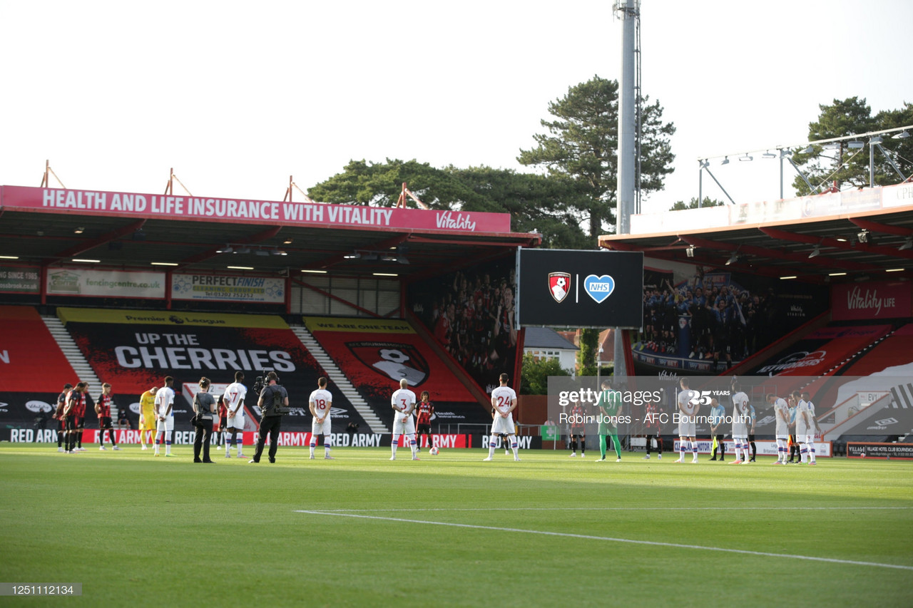 The Warm Down: Bournemouth outclassed at home by Crystal Palace