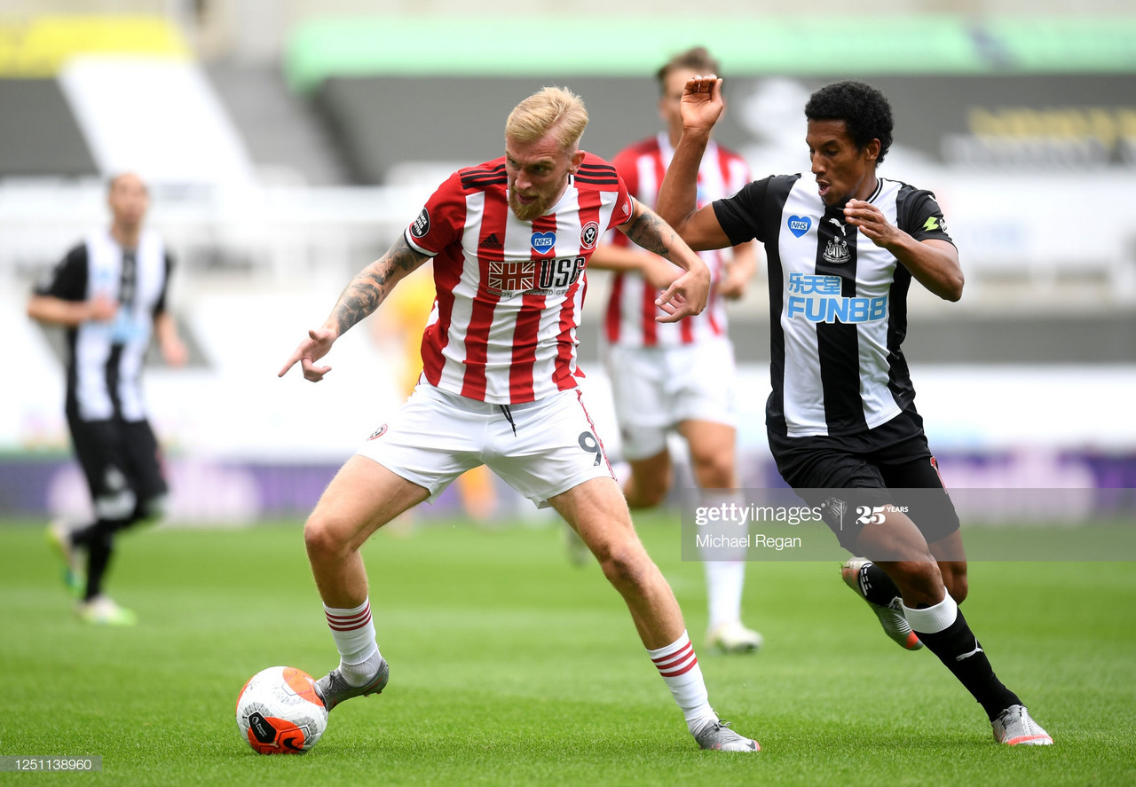 Sheffield United are not going to look for excuses says McBurnie