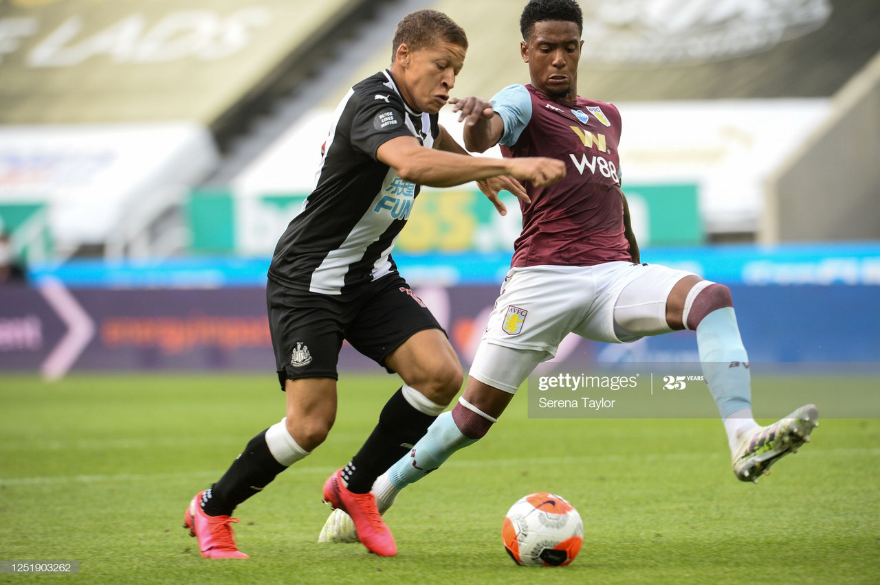 Newcastle United 1-1 Aston Villa: Valuable point for the visitors at the death