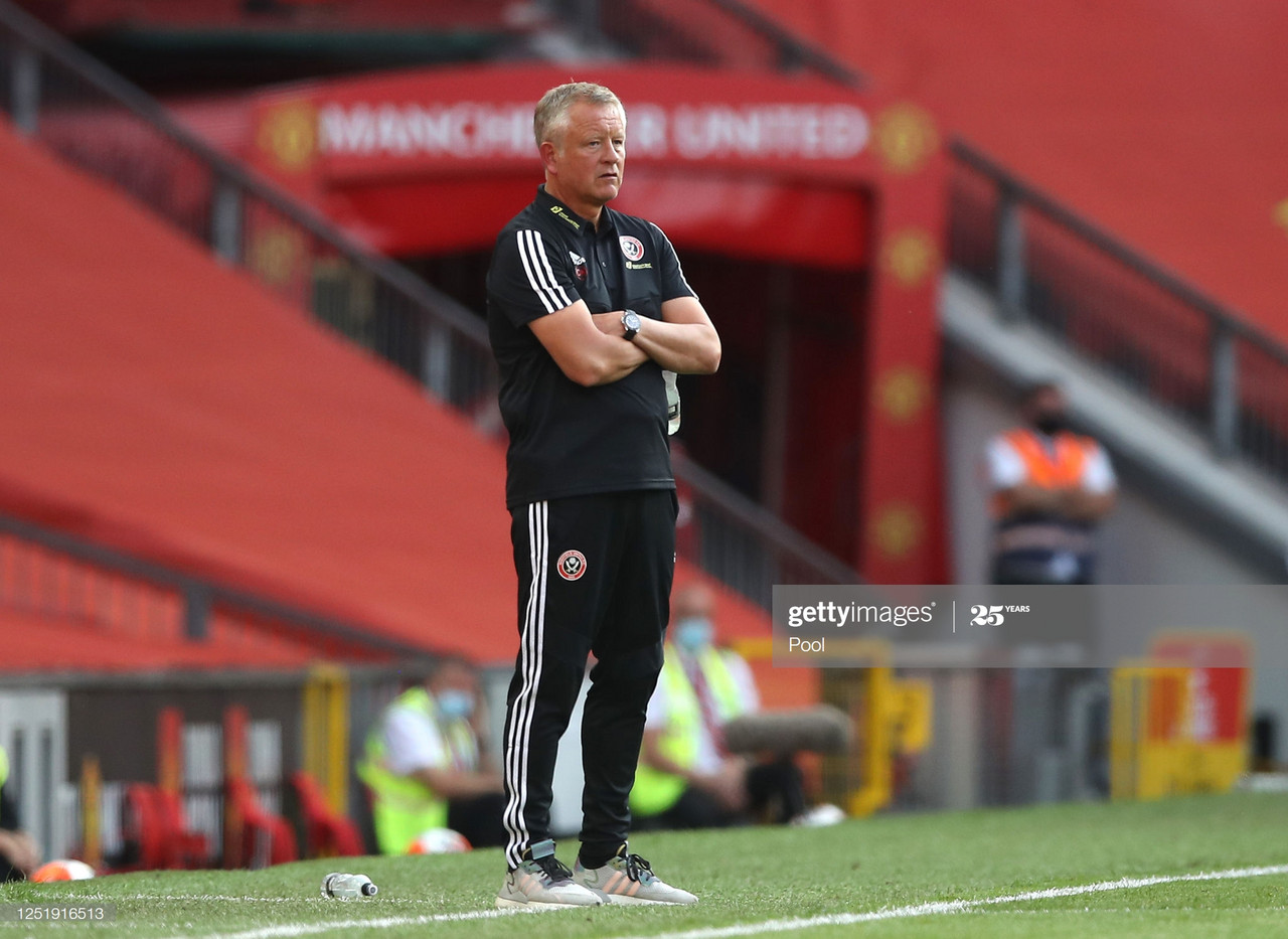 "Chris Wilder: ""We've got to find an answer from somewhere"""