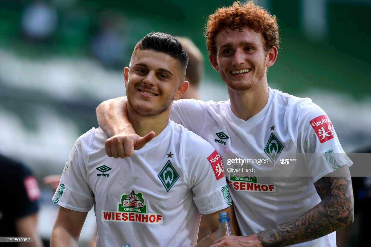Werder Bremen 6-1 FC Koln: Bremen book their spot in the relegation playoff after an emphatic victory