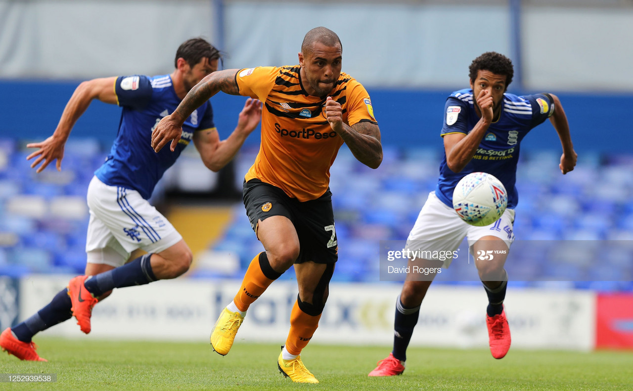 Josh Magennis: The Spear-head of the attack?