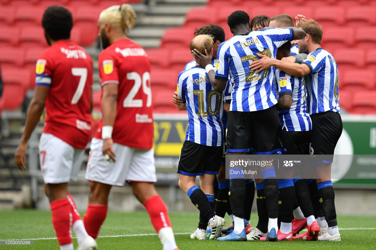 Bristol City 1-2 Sheffield Wednesday: The Owls hold their nerve late on to pick up vital three points