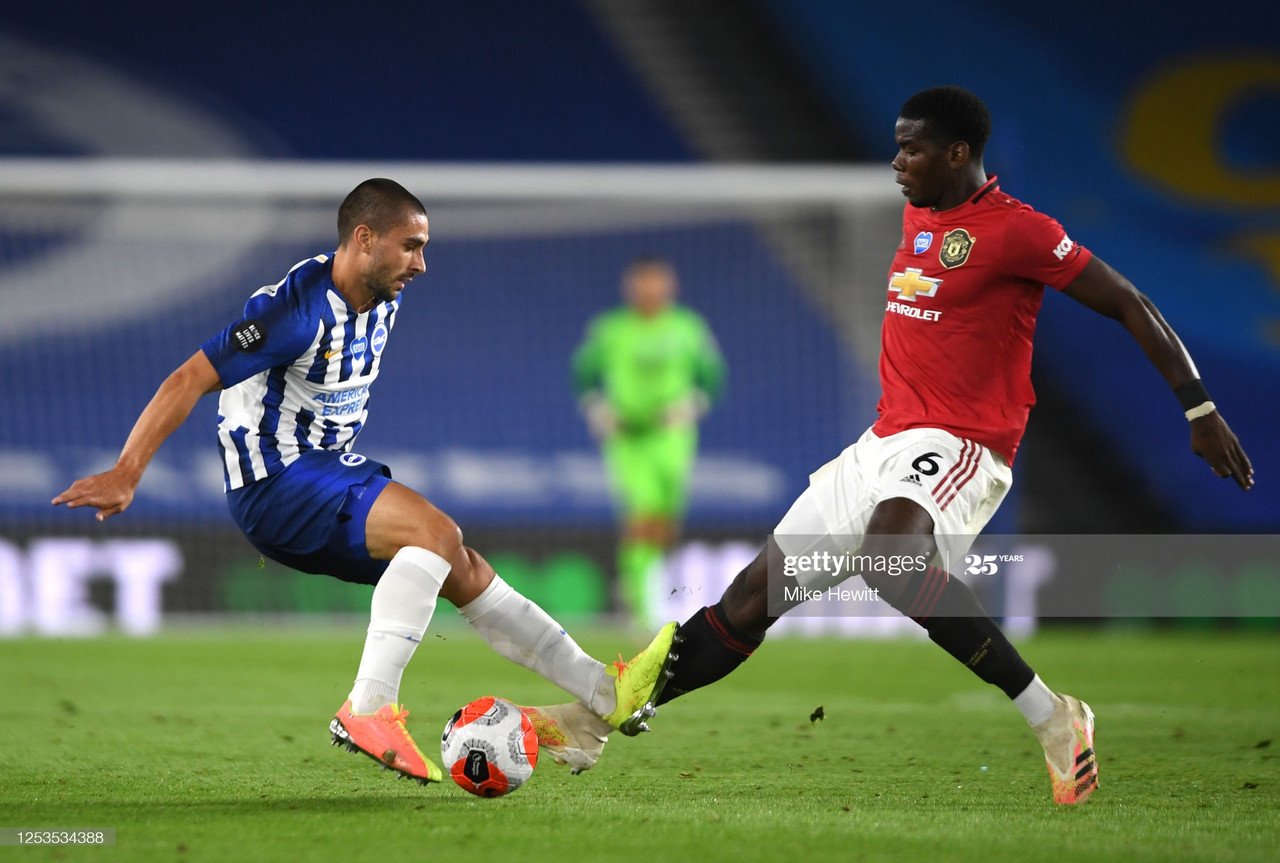 Brighton & Hove Albion vs Manchester United preview: Team news, predicted line-ups, one to watch, how to watch