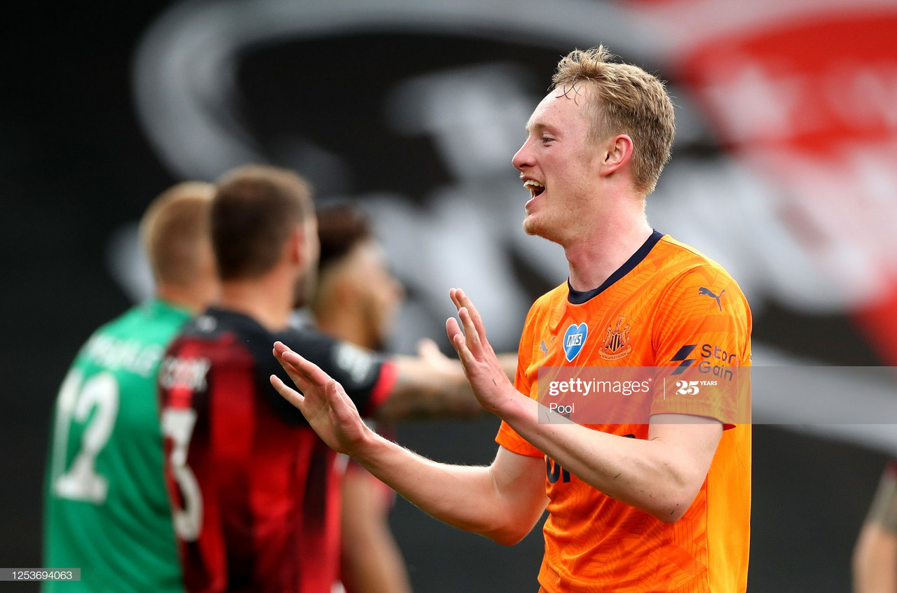 AFC Bournemouth vs. Newcastle United - Football Match Report