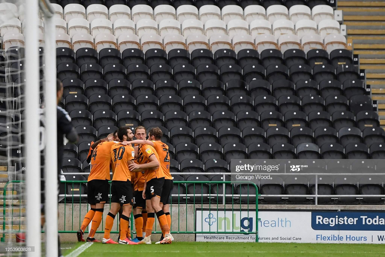 Hull City 2-1 Middlesbrough: Wilks' stoppage-time winner gives Tigers vital win