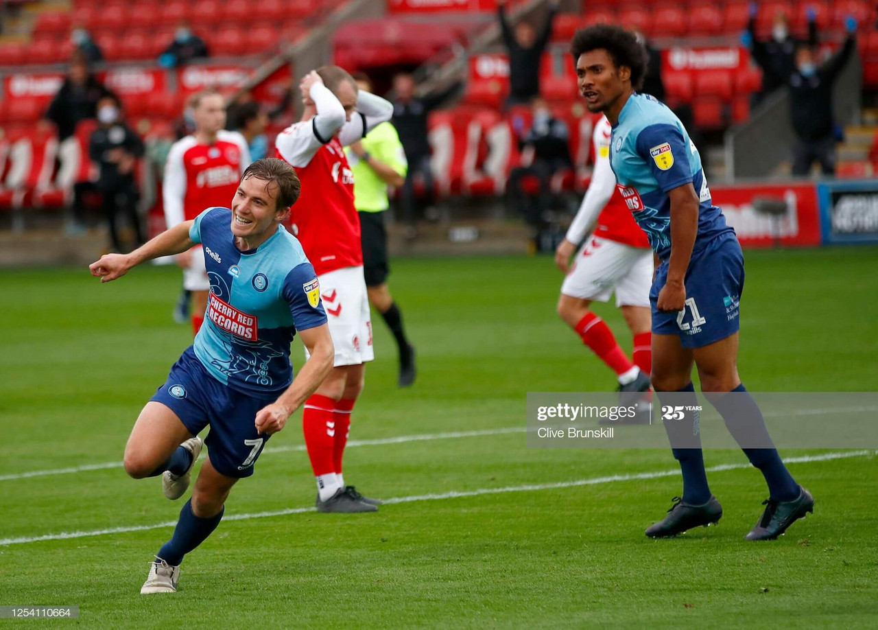 Fleetwood Town vs Wycombe Wanderers (1-4) Live stream and score