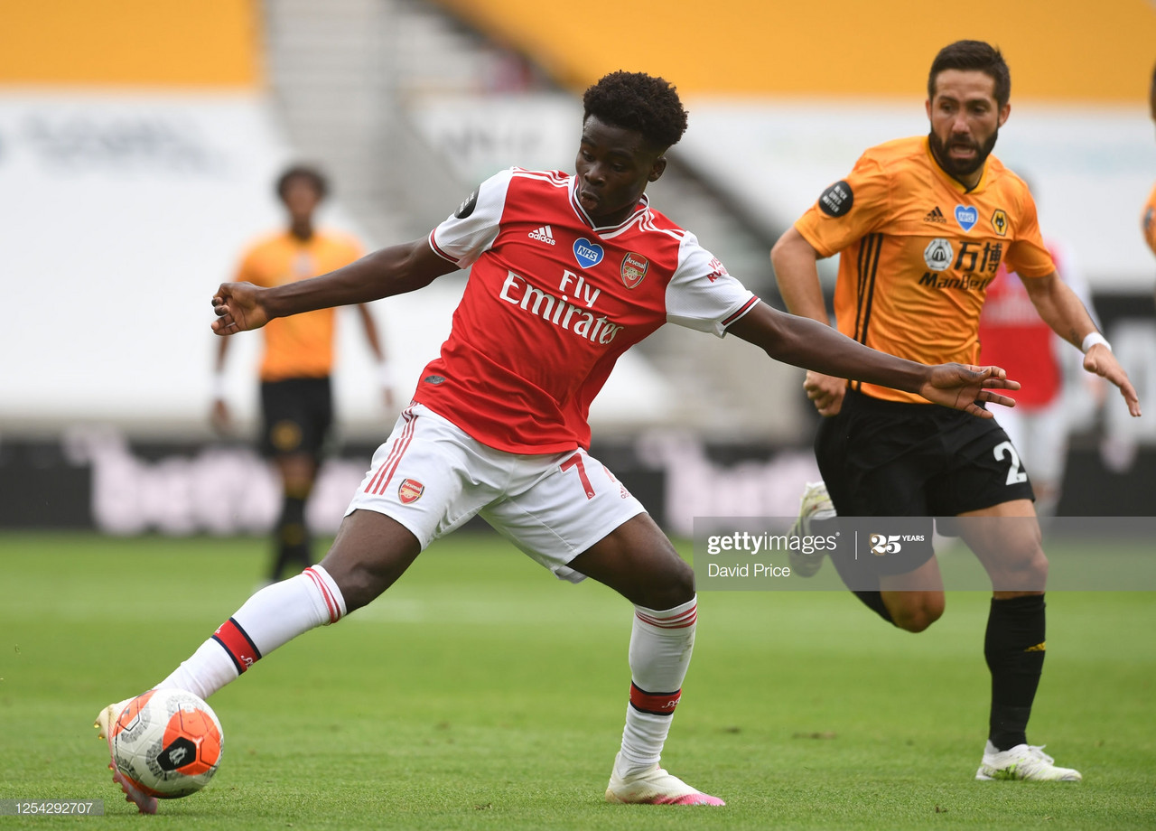 Analysis: Saka and Arteta making strides