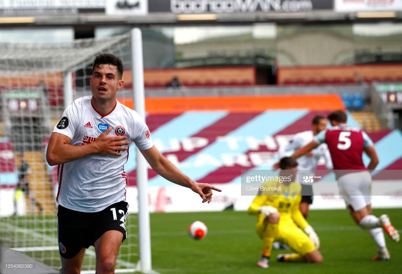 """Striker's instinct from a centre half,"" says Egan"