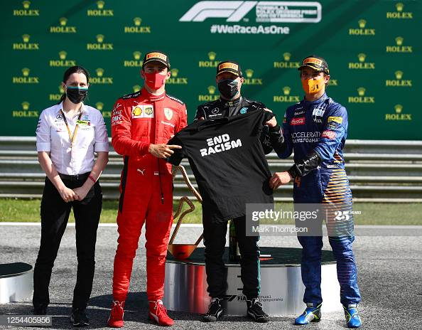 Driver Ratings: Austrian Grand Prix 2020