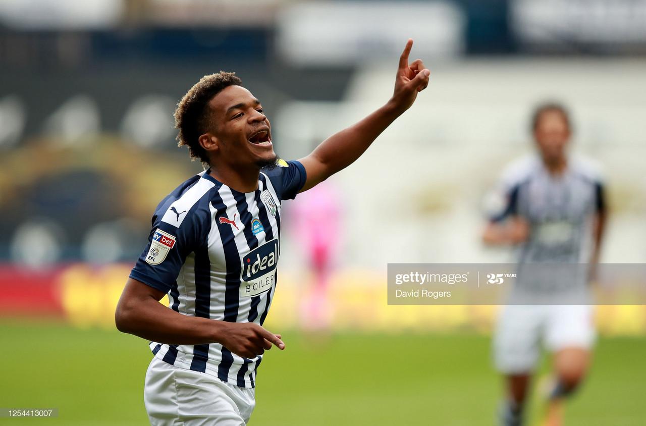 Grady Diangana set to make a permanent transfer to West Brom