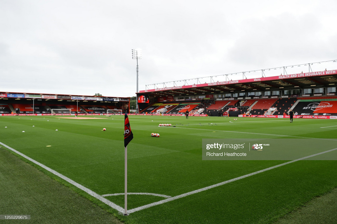 bournemouth vs crystal palace - photo #2