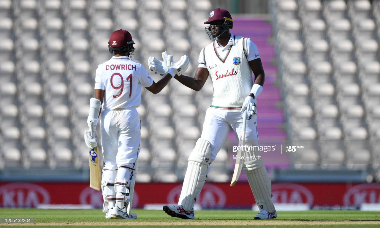 England vs West Indies: First Test, Day Three - Windies have England under the pump