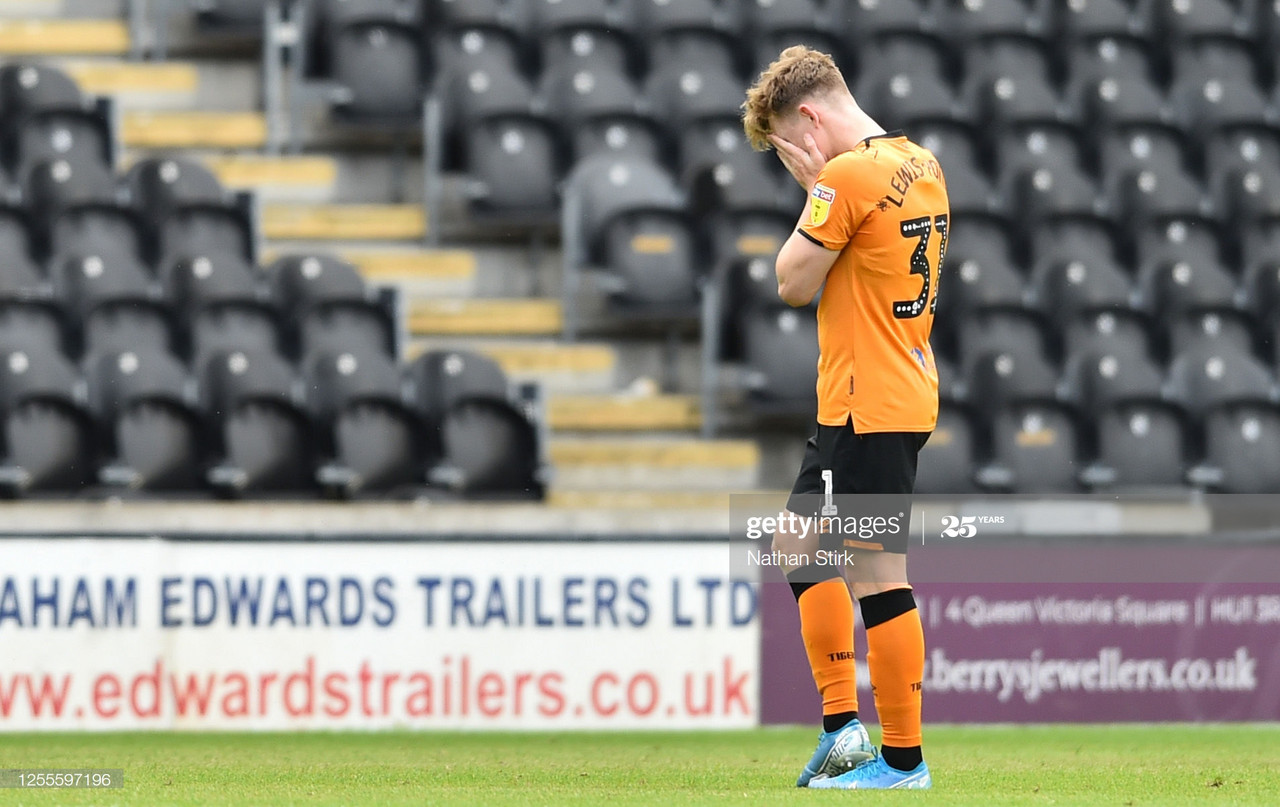 Worrying trends: Hull City's early defensive frailties