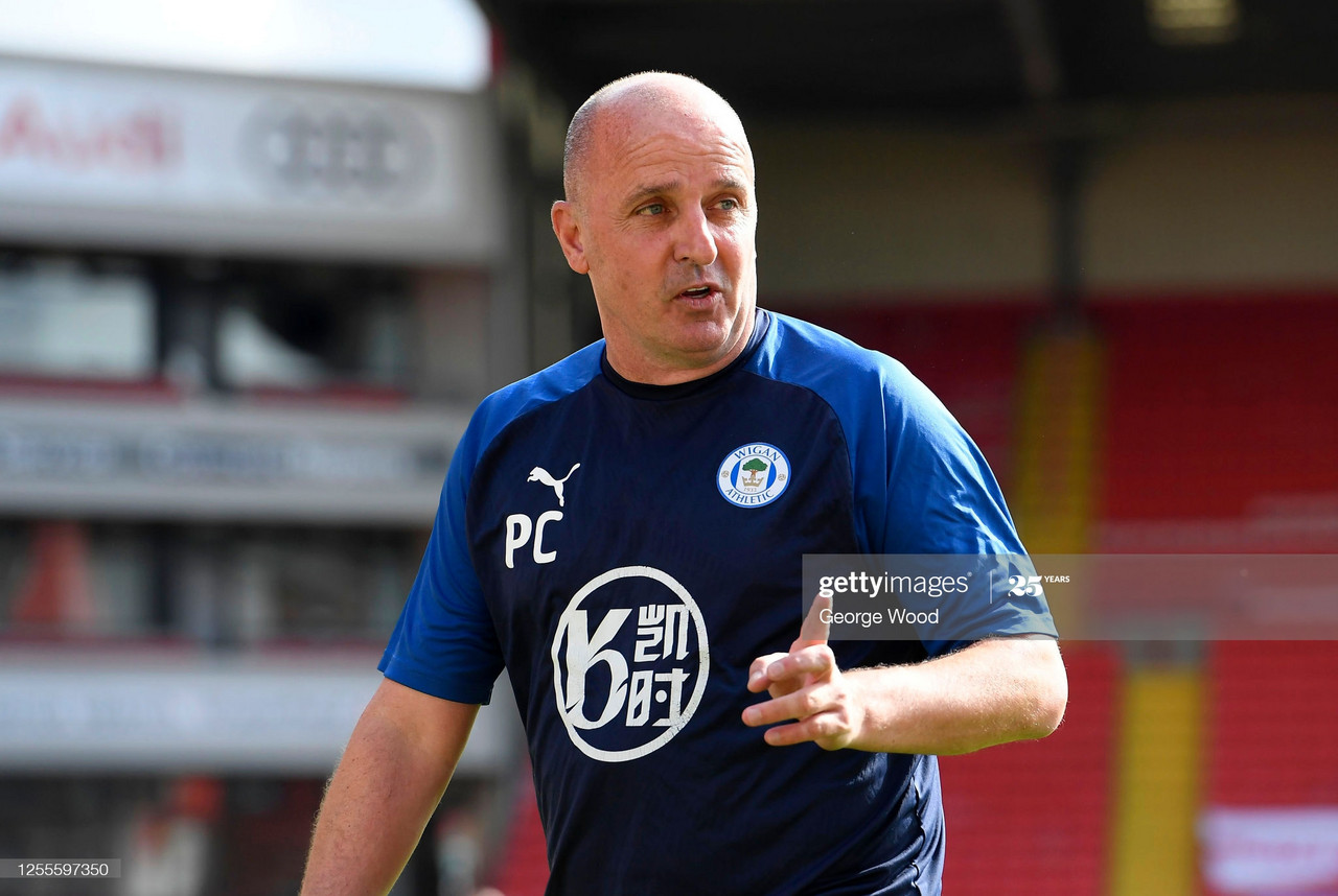 Mansfield Town target Paul Cook as successor to Graham Coughlan