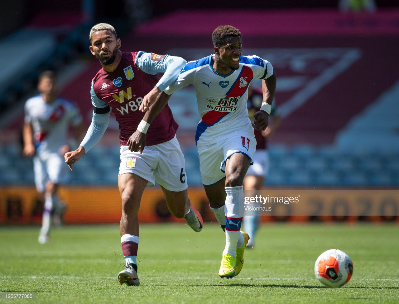 As it happened: Aston Villa 3-0 Crystal Palace
