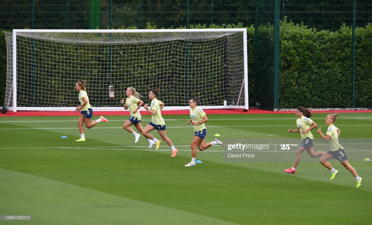 One positive COVID-19 test as English women's football teams return to training