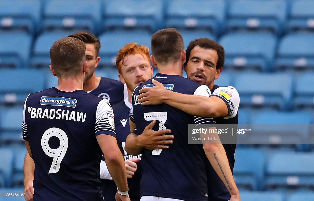 Millwall 1-0 Blackburn Rovers: Bennett's goal seals all three points for Lions.