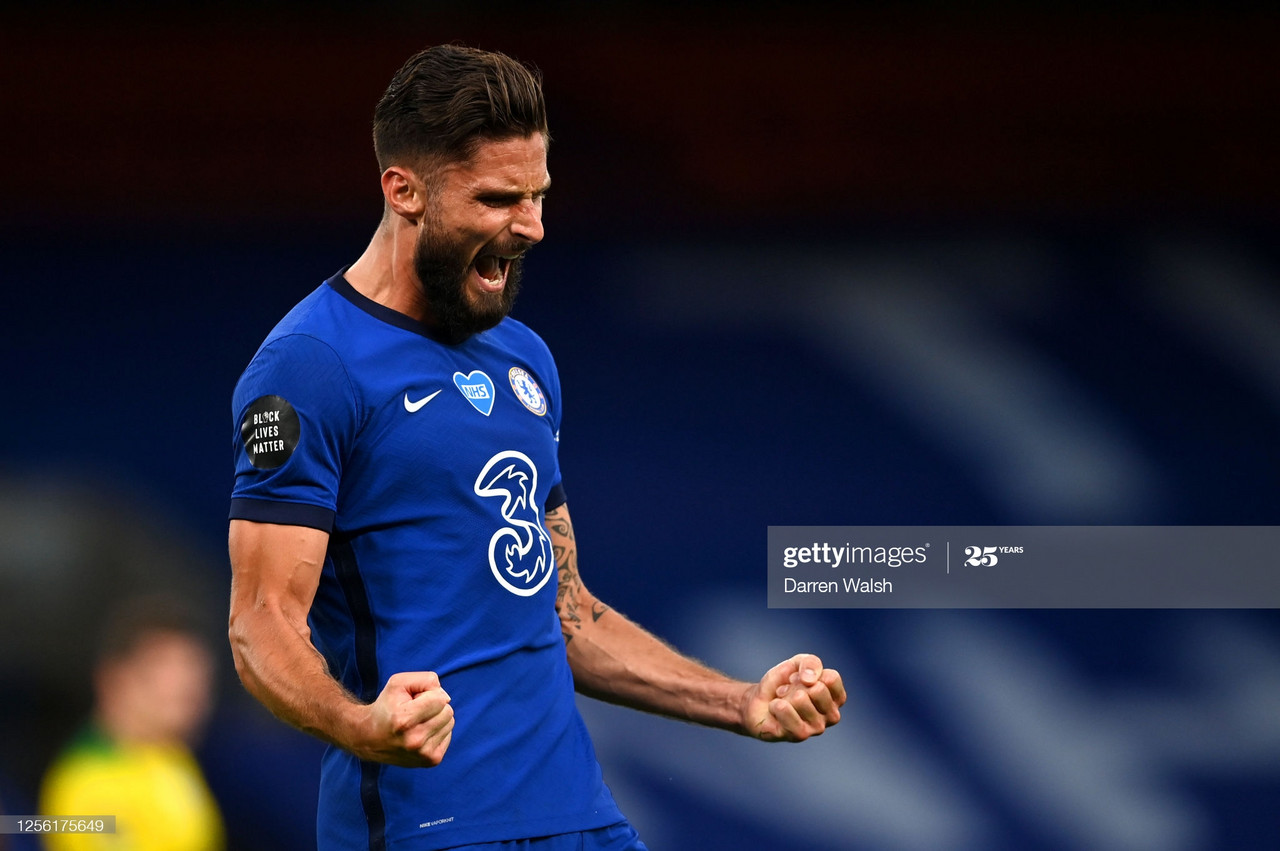 Olivier Giroud: Chelsea's Backseat Bastion
