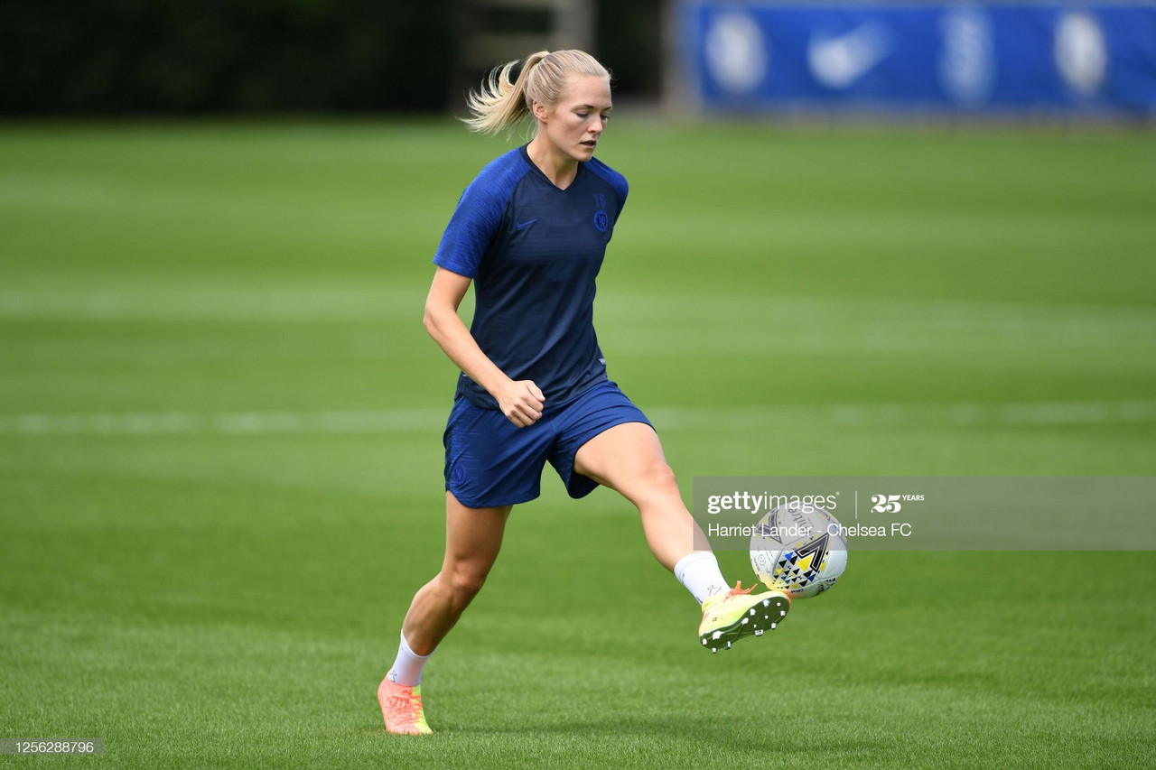 On This Day: Magdalena Eriksson signs for Chelsea