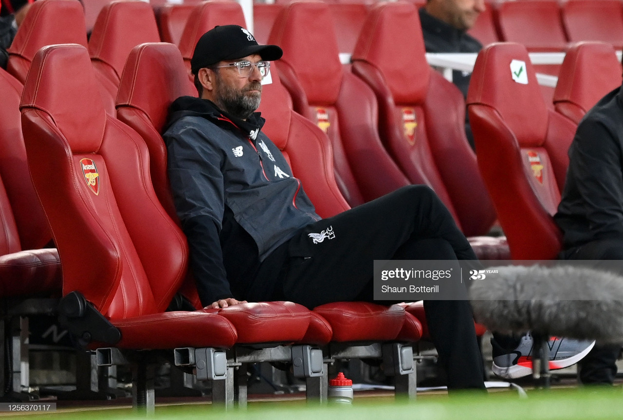 Jurgen Klopp: Our usually 'inhuman' concentration wavered