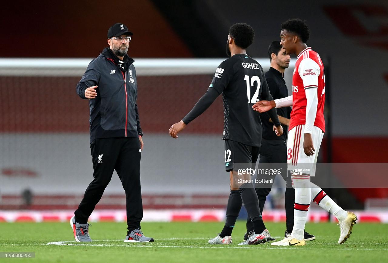 Arsenal 2:1 Liverpool Post Match Analysis: Reds slump to defeat at Emirates