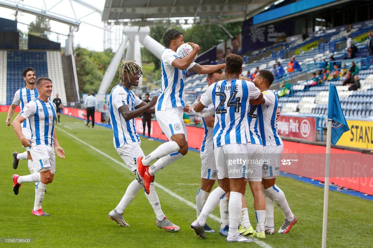 Huddersfield 2-1 West Brom: Baggies surrender promotion advantage as Huddersfield move six clear of relegation