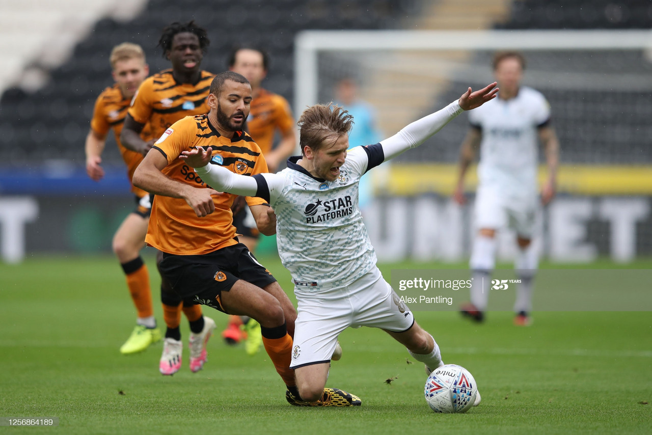 Hull City 0-1 Luton Town: As It Happened
