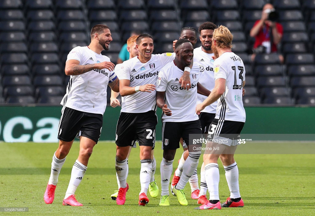 The Warmdown: Five star Fulham give themselves a chance of automatic promotion