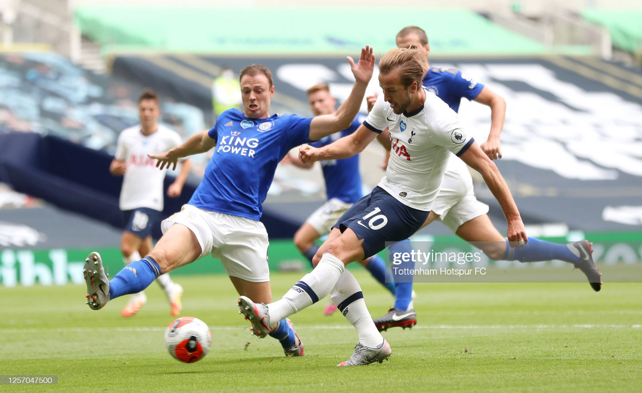 As it happened: Tottenham Hotspur 0-2 Leicester City
