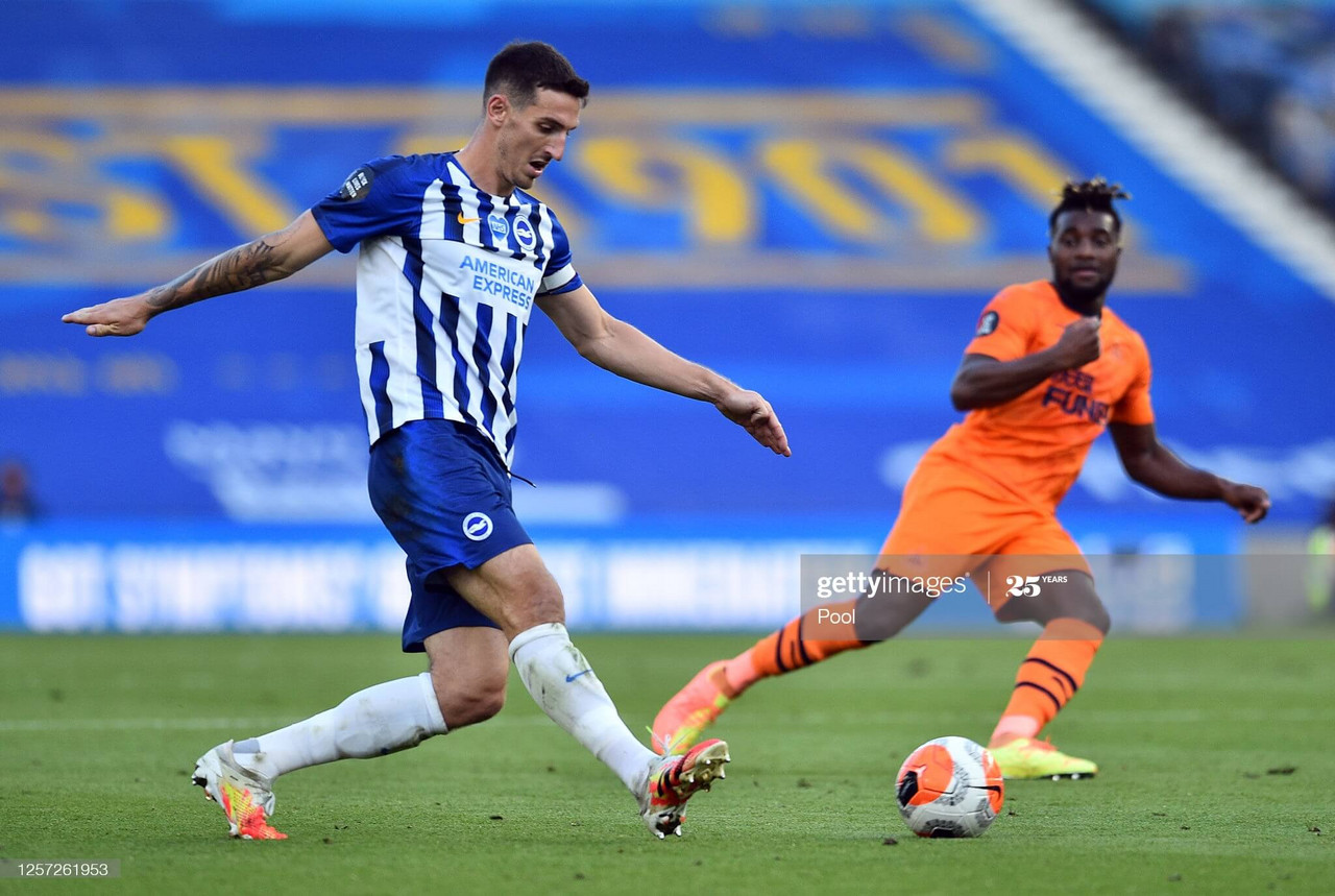 "Lewis Dunk: ""We have come a long way this season"""