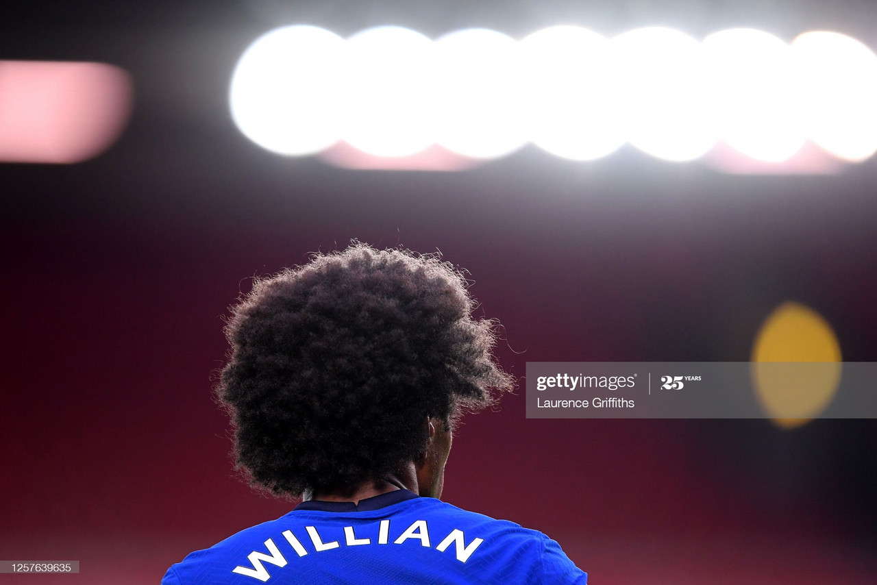 Opinion: Why Willian should be offered a new contract