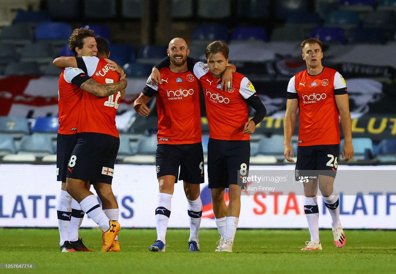 Luton Town 3-2 Blackburn Rovers: Hatters stay up after dramatic final day victory