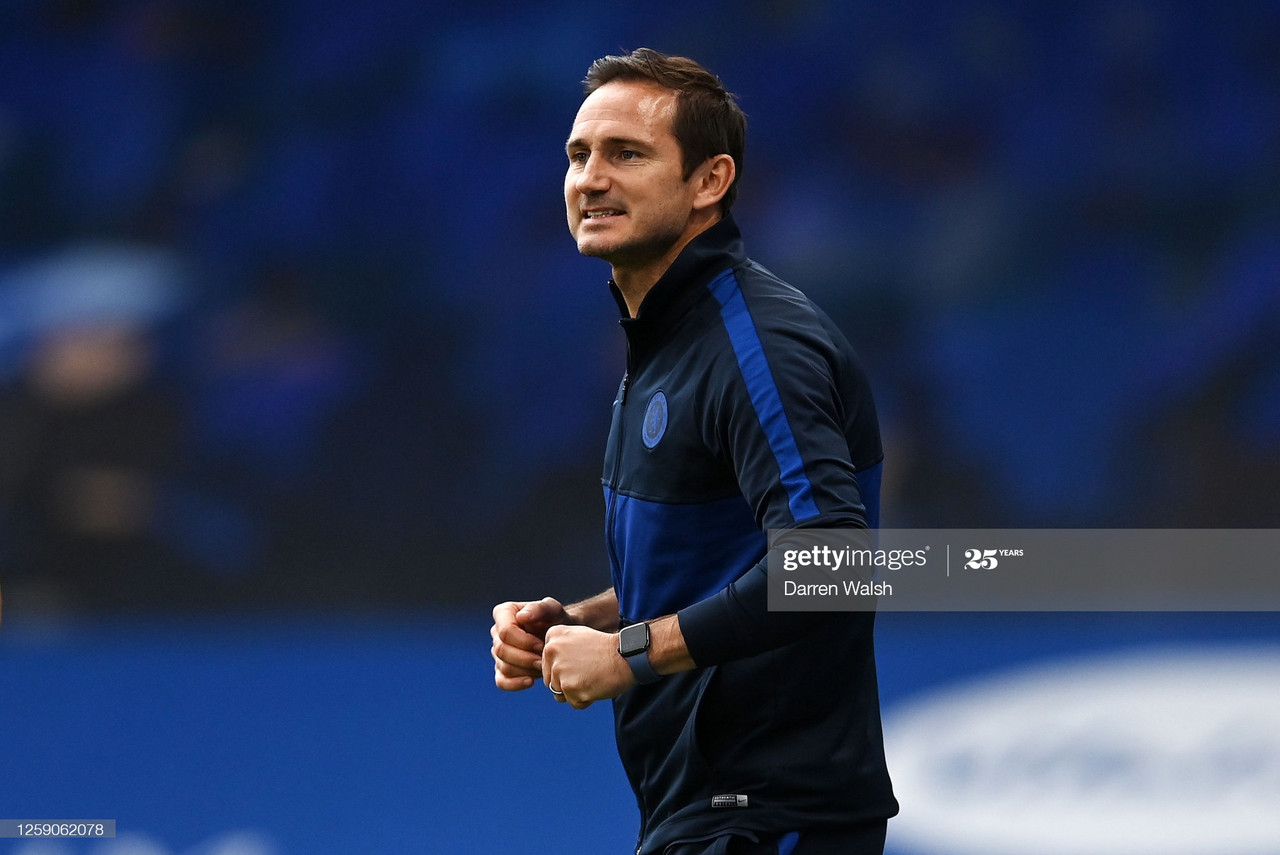 Lampard: 'There is prestige, the top players want to play in the Champions League'