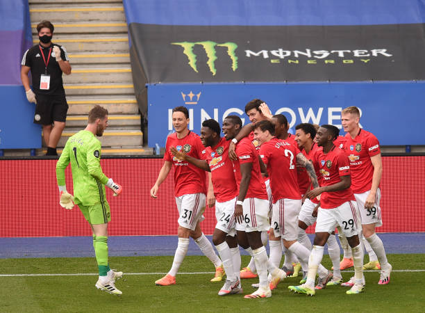Manchester United predicted lineup to face Leicester City