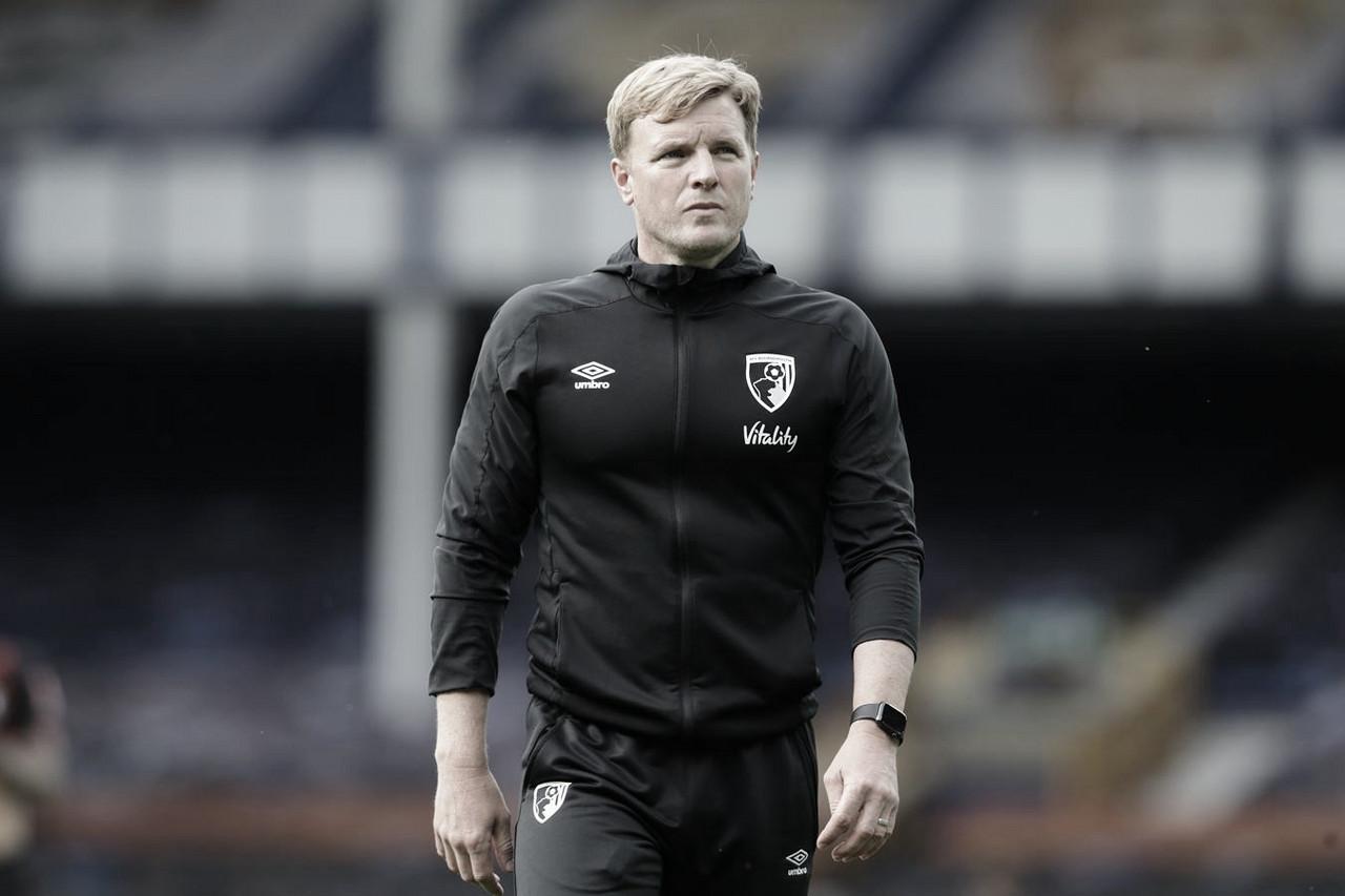 Ídolo, técnico Eddie Howe deixa Bournemouth após rebaixamento na Premier League