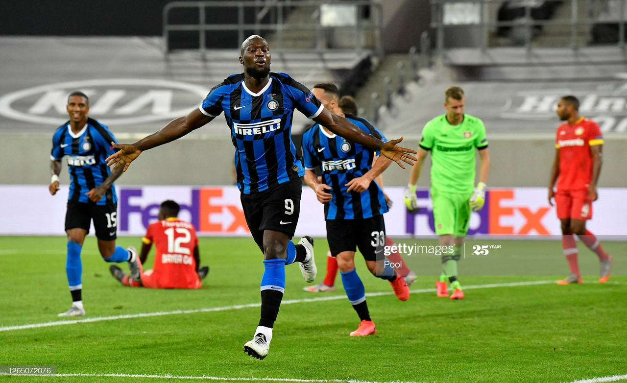 Inter Milan 2-1 Bayer Leverkusen Match Report: Inter book their place in the Europa League semifinals