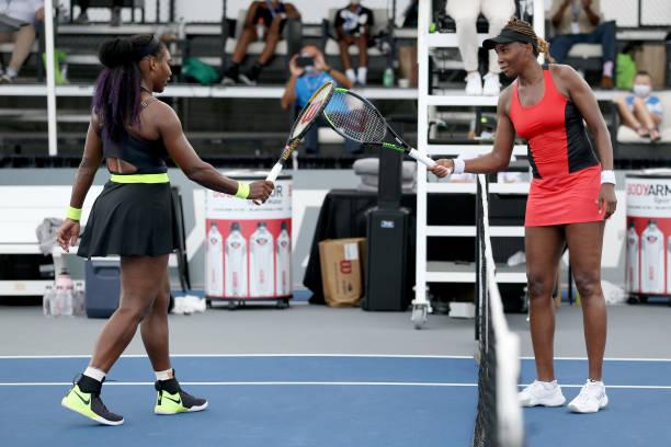 WTA Lexington Day 4 wrapup: Serena tops Venus; Rogers, Bellis, Teichmann reach quarterfinals